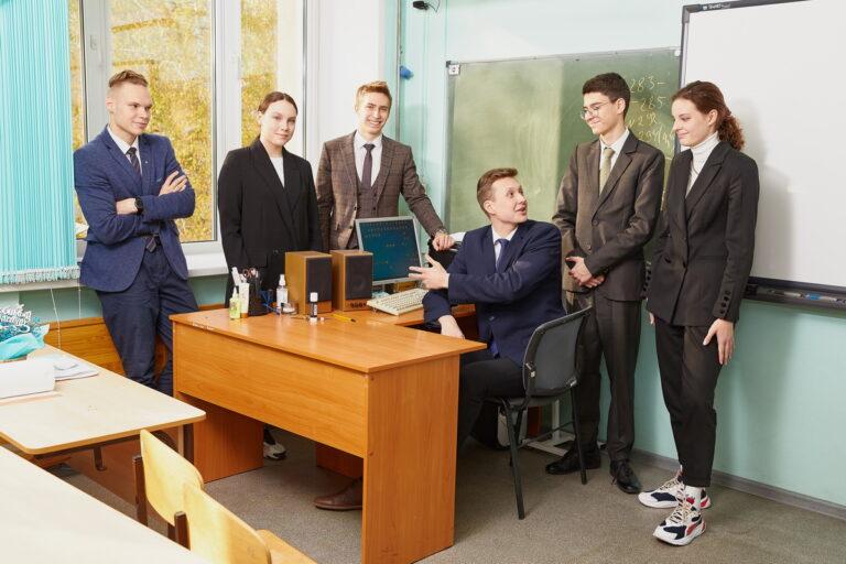 Фото выпускников для альбома
