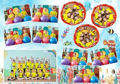 Выпускной альбом Детский сад Подводная лодка Фото_05