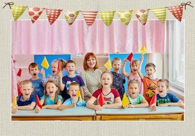 Выпускной альбом Оптимальный Детский сад Фото_01