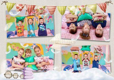 Выпускной альбом Оптимальный Детский сад Фото_05