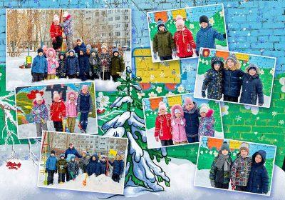 Выпускной альбом Оптимальный Детский сад Фото_08