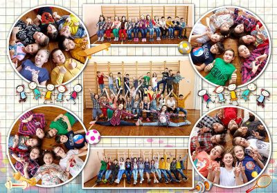 Выпускной альбом 10 разворотов 4 класс фото_09