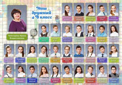 Выпускной альбом 4 класс Я Выпускник Фото_02