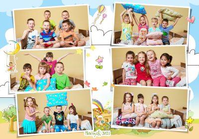 До свидания детский сад Разворот 4